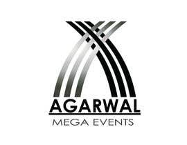 #26 for Design a Logo for Agarwal Mega Events af coolsravan2000