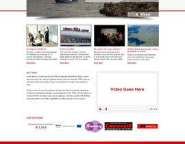 #6 untuk Design a Website Mockup for ***MOVIE INDUSTRY*** oleh gravitygraphics7