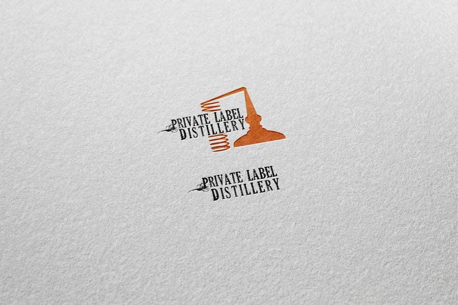 Inscrição nº 20 do Concurso para Design a Logo for Private Label Distillery