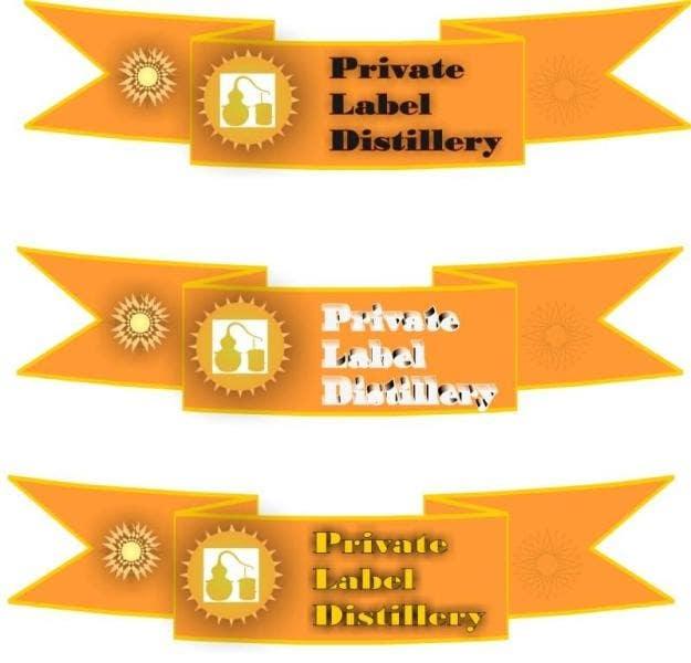 Inscrição nº 1 do Concurso para Design a Logo for Private Label Distillery