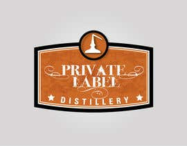 #6 para Design a Logo for Private Label Distillery por IAlfonso
