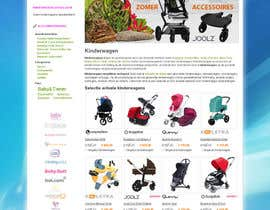 #51 for Design a background image for a stroller comparison site af samirhusain