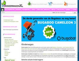 #15 untuk Design a background image for a stroller comparison site oleh sykov