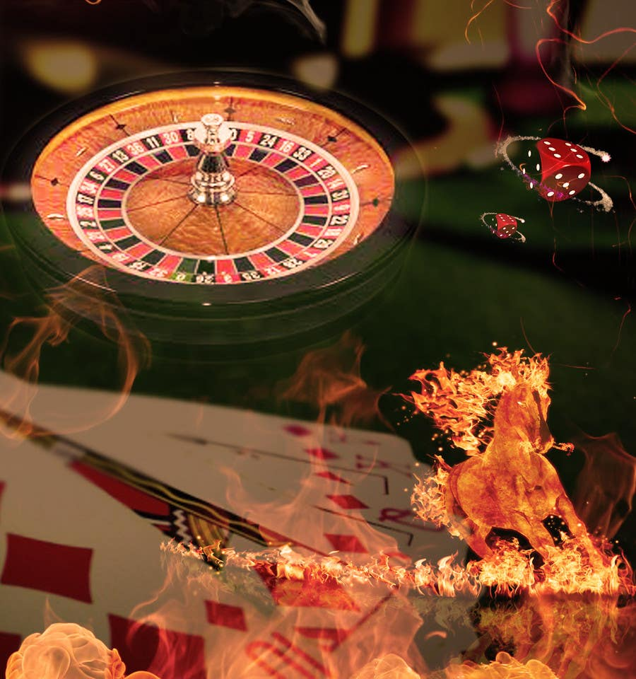 Contest Entry #30 for Background for casino website