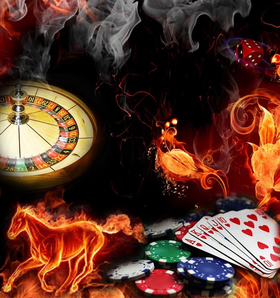 Background for casino website için 37 numaralı Yarışma Girdisi