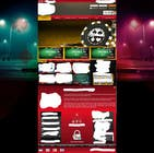 Background for casino website için Graphic Design7 No.lu Yarışma Girdisi