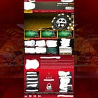 Background for casino website için Graphic Design35 No.lu Yarışma Girdisi