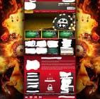 Background for casino website için Graphic Design28 No.lu Yarışma Girdisi