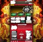 Background for casino website için Graphic Design29 No.lu Yarışma Girdisi