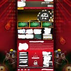 Background for casino website için Graphic Design33 No.lu Yarışma Girdisi