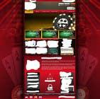 Background for casino website için Graphic Design51 No.lu Yarışma Girdisi