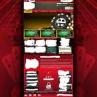 Background for casino website için Graphic Design52 No.lu Yarışma Girdisi
