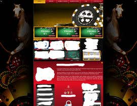 #36 untuk Background for casino website oleh kashyuprathod