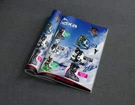 #28 cho Design 3 pages of magazine ads bởi sameer9262