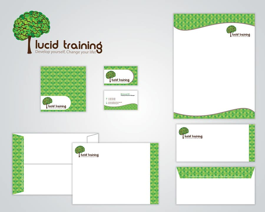 #3 for Redesign Corporate Identity for a training company by Goeltom27