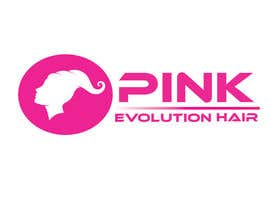#26 for Design a Logo for PINK EVOLUTION HAIR COMPANY by PranoyAgrawal