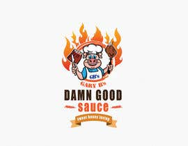 #56 cho Design a Logo for Damn Good Sauce bởi MagicVector