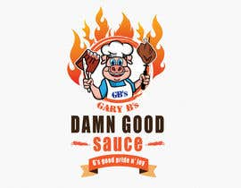 #60 cho Design a Logo for Damn Good Sauce bởi MagicVector