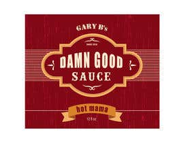 #83 for Design a Logo for Damn Good Sauce af MagicVector