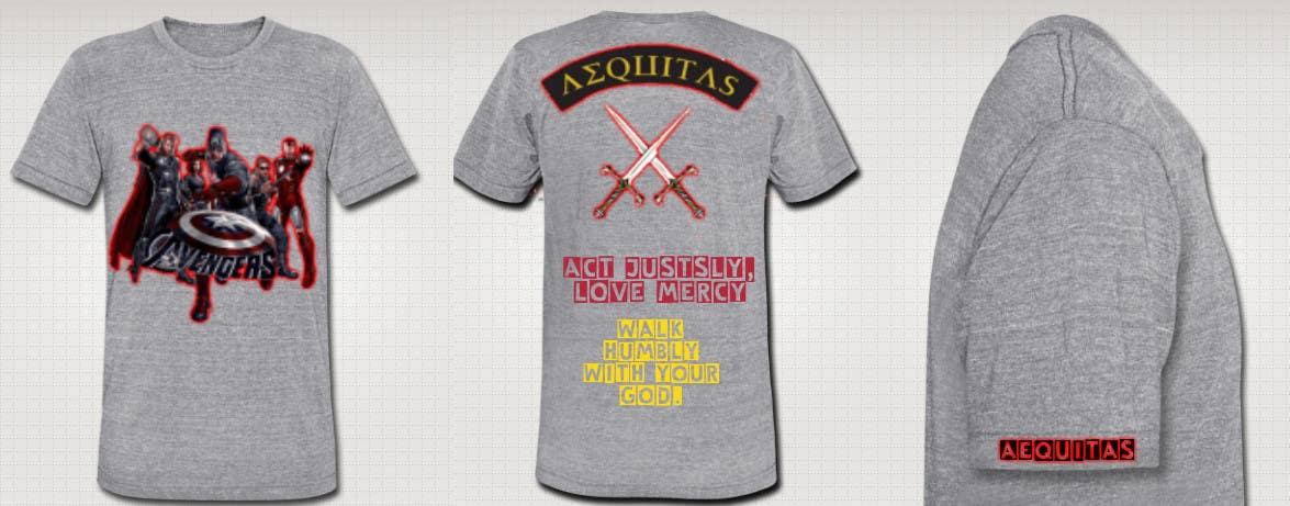 Bài tham dự cuộc thi #8 cho Design a T-Shirt for Christian school