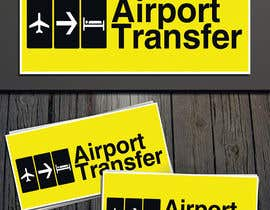 #13 para Logo design for Airport Transfers por annahavana