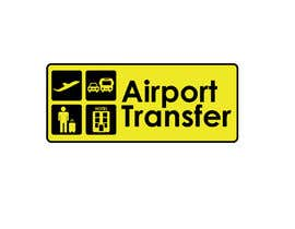 #52 para Logo design for Airport Transfers por alexandracol
