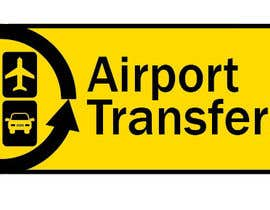 #67 for Logo design for Airport Transfers by gldhN