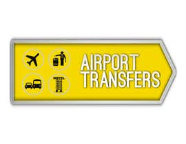 #100 para Logo design for Airport Transfers por codefive