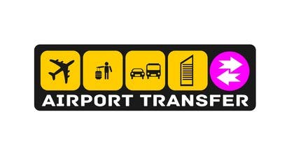 #93 para Logo design for Airport Transfers por eltorozzz