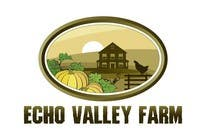 Graphic Design Inscrição do Concurso Nº138 para Logo Design for Echo Valley Farm