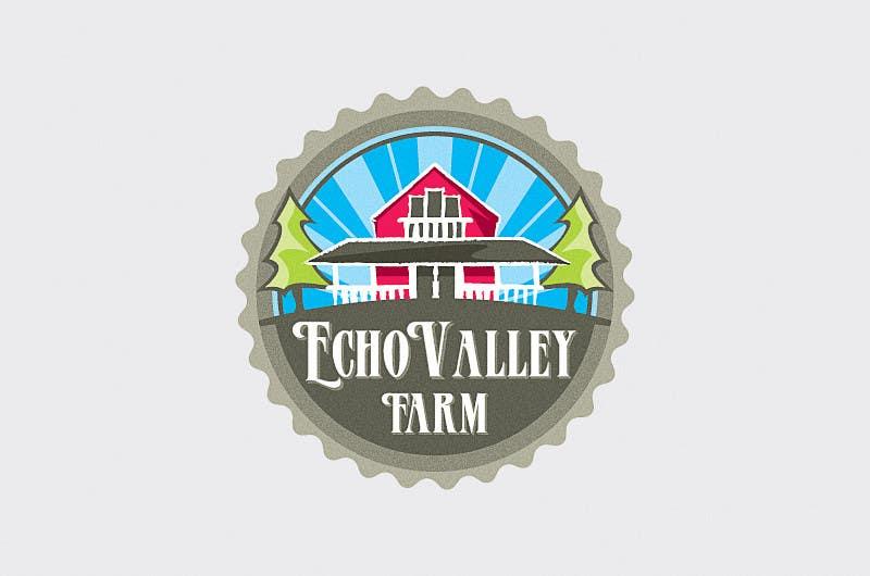 Inscrição nº 176 do Concurso para Logo Design for Echo Valley Farm