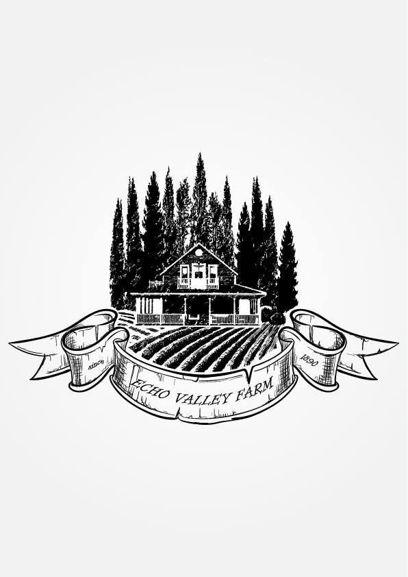 Inscrição nº 360 do Concurso para Logo Design for Echo Valley Farm