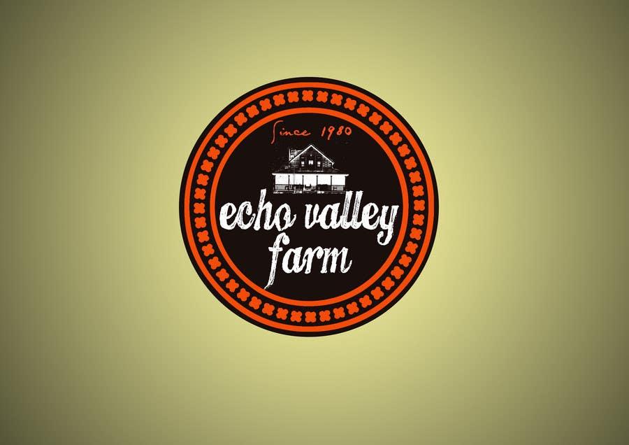 Inscrição nº 287 do Concurso para Logo Design for Echo Valley Farm