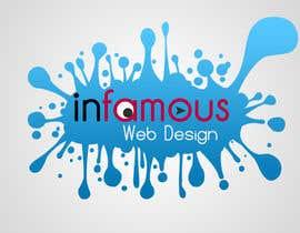 #206 for Logo Design for infamous web design: Dangerously Clever af Salbatyku