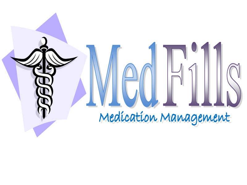 Bài tham dự cuộc thi #109 cho Design a Logo for my Medication Management Business