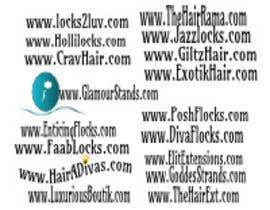 Nro 62 kilpailuun Need A Brand Name for Hair Extension Line käyttäjältä e1sales