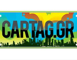 #84 for Design a Logo for CarTag.gr af dannnnny85