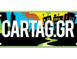 #89 for Design a Logo for CarTag.gr af dannnnny85