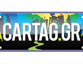 #97 for Design a Logo for CarTag.gr af dannnnny85