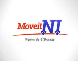 #4 para Design a Logo for MoveitNI por frelobr