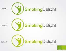 #45 untuk Design a Logo for e-cigarette shop (web and retail) oleh mekuig