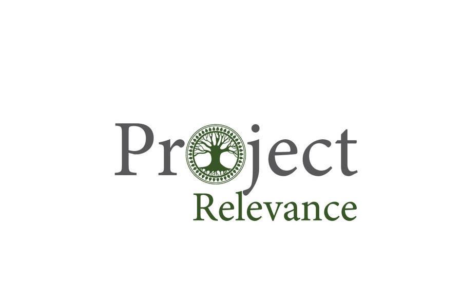 Konkurrenceindlæg #29 for Design a Logo for Project Relevance