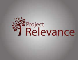 #94 para Design a Logo for Project Relevance por manuel0827