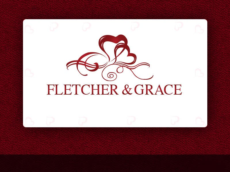 Penyertaan Peraduan #                                        483                                      untuk                                         Logo Design for Fletcher & Grace