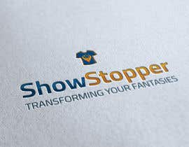 #28 untuk Design a Logo for Show Stopper - An Online T.shirt Store oleh sanduice
