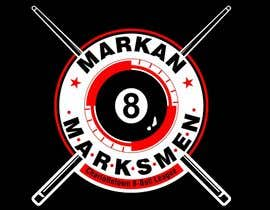 mishrapeekay tarafından T-Shirt Design for 8-Ball Pool team için no 12
