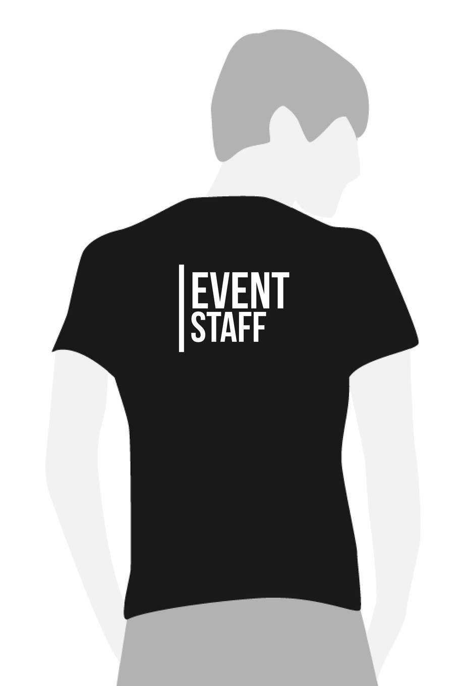 Konkurrenceindlæg #9 for Design a T-Shirt for staff.