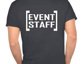 nº 13 pour Design a T-Shirt for staff. par zubairblaze