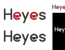 nº 57 pour Design a SIMPLE Logo for Heyes par umamaheswararao3