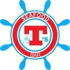 Graphic Design Kilpailutyö #28 kilpailuun Design a T-Shirt for Big T's Seafood